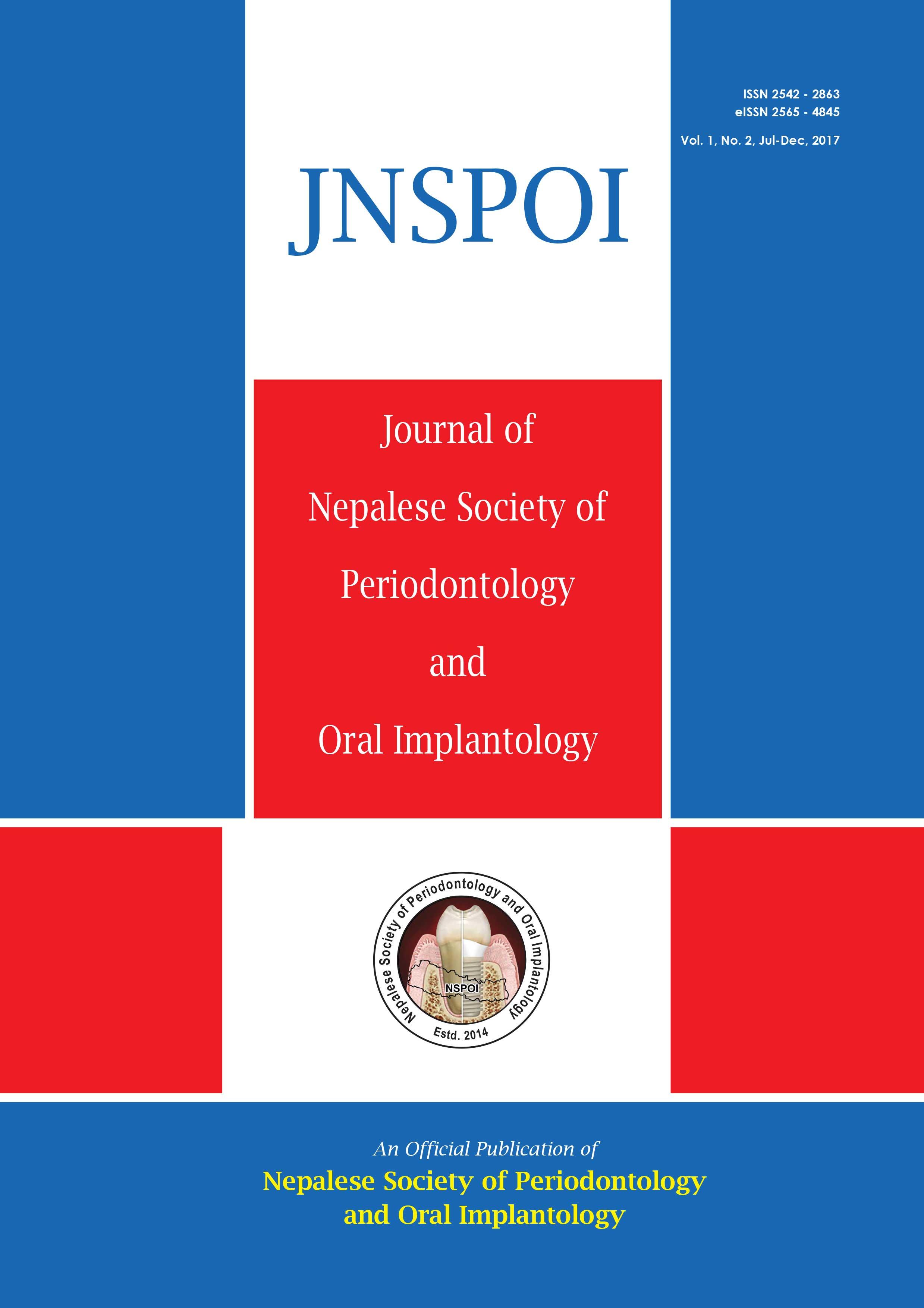 JNSPOI - Vol 1 - No 2