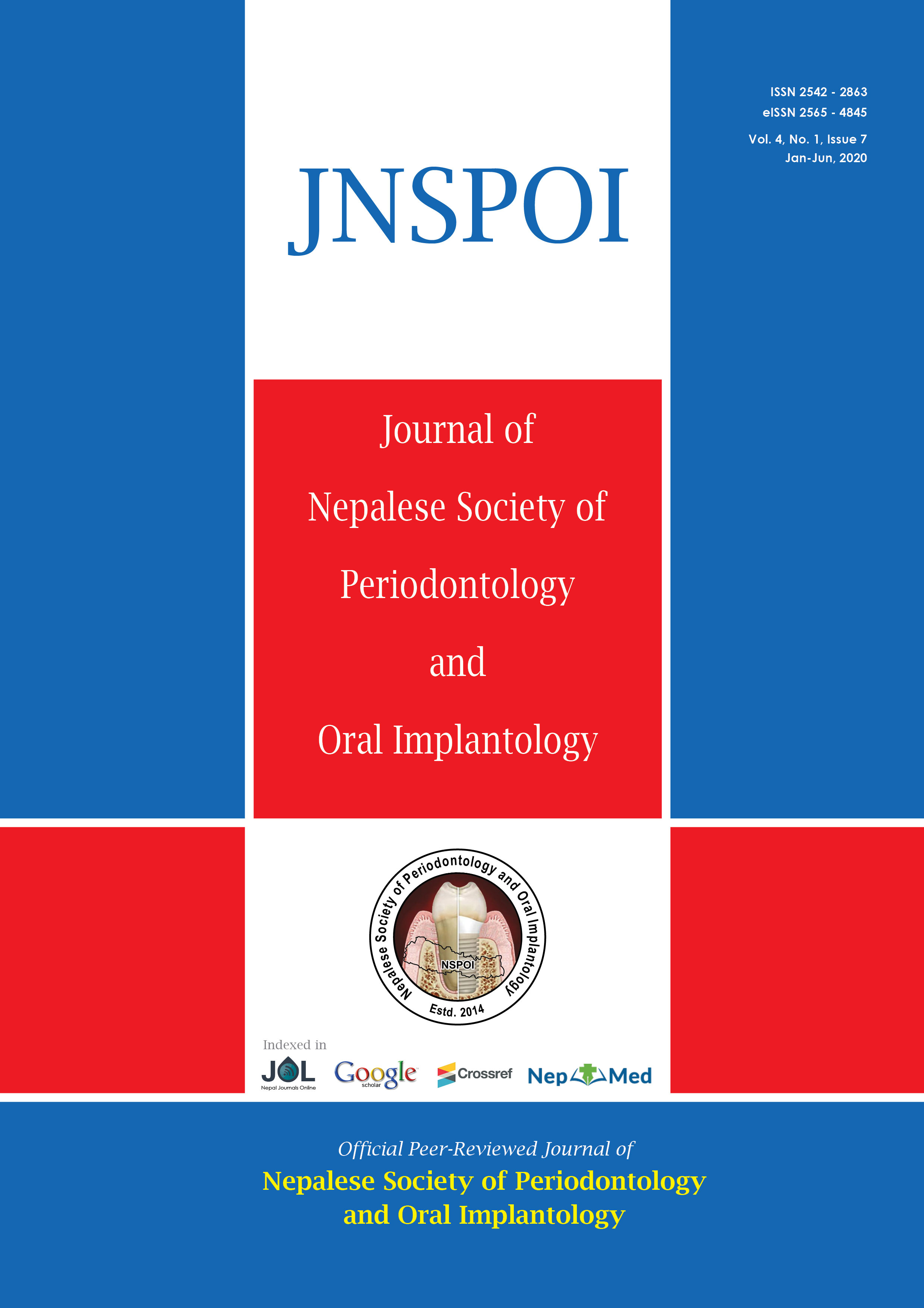 JNSPOI - Vol 4 - No 1 - Issue 7